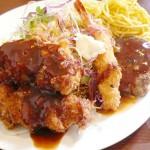 姫路「白馬」のランチメニューおすすめ昼定食!(写真あり)