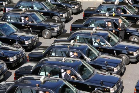 姫路で陣痛の際に呼ぶタクシー