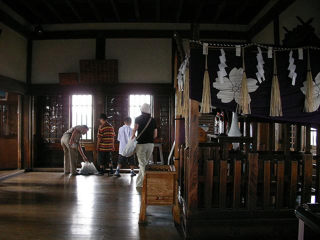 観光地の姫路城
