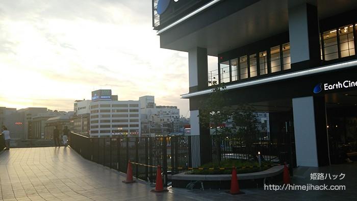 テラッソ姫路の2階